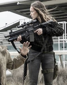 Alicia is savage Walking Dead Spin Off, Walking Dead Season, Fear The Walking Dead, Alycia Debnam Carey, Greys Anatomy, Alicia Clark, The 100 Characters, Lexa The 100, Fear Of Love