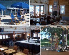 Pier 290 Restaurant in Lake Geneva - great space!