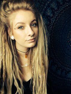 Gorgeous hair/piercings/girl                                                                                                                                                                                 More