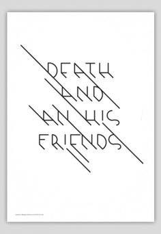 'death and all his friends'
