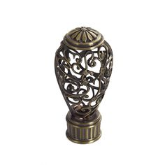 Szone Mesh Finials For Curtain Rods