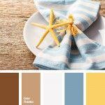 Color Palette nautical