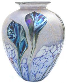 Eden Amphora vase Lapis