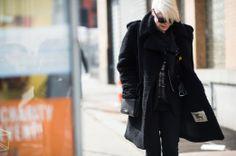 New York's Finest - nyfw street style 2014