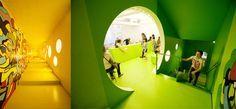 Archkids. Arquitectura para niños. Architecture for kids. Architecture for children.: Museo de las Artes Infantil / Childrens Museum of the Arts