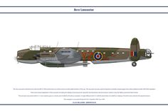 Lancaster GB 617 Squadron 11 by WS-Clave on DeviantArt Ww2 Aircraft, Fighter Aircraft, Military Aircraft, Fighter Jets, Lancaster Bomber, Ww2 Planes, Royal Air Force, Aviation Art, Luftwaffe