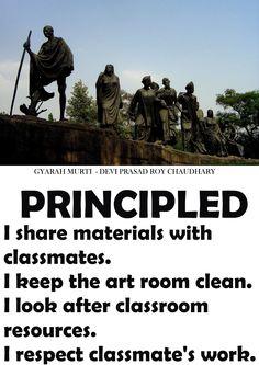 IB LEARNER PROFILE - Principled