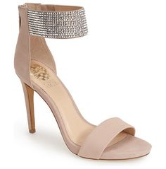 VINCE CAMUTO fyell ankle cuff sandal found on Nudevotion