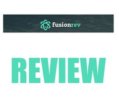 Thinking about joining this latest RevShare business opportunity? Do NOT join before you read this FusionRev review because I reveal the shocking truth...