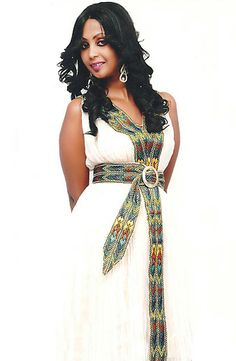 ethiopian fashion dress