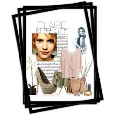 """Claire..."" by bohohoney on Polyvore"