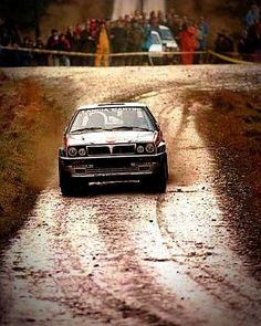 Lancia Delta Integrale Gr.A Martini Racing, Lancia Delta, Rally Car, Cars And Motorcycles, Race Cars, History, Vehicles, Legends, Hobbies