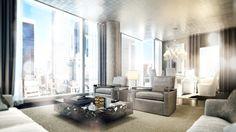 Tony Ingrao designs Baccarat Residences New York | Hotel Management