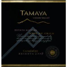 2009 Tamaya Carmenere
