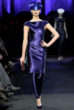 Armani Privé Spring 2011 Couture - Collection - Gallery - Style.com