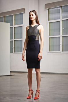 Antonio Berardi Pre-Fall 2014 Collection Slideshow on Style.com