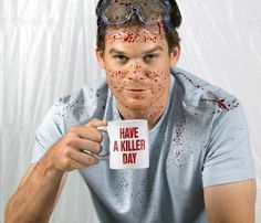Michael C Hall as Dexter