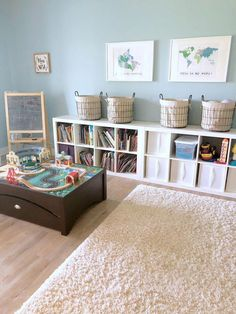 Looking for big kid playroom ideas? Check out our best playroom decor guide and . Looking for big kid playroom ideas? Check out our best playroom decor guide and get insight from ot Loft Playroom, Toddler Playroom, Playroom Organization, Playroom Design, Playroom Decor, Organized Playroom, Boys Playroom Ideas, Organization Ideas, Organizing