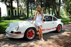 """Only 1580 Porsche 911 Carrera 2.7 RS' or """"Ducktails"""" were produced in period and the Carrera can be taken to the track anytime."""