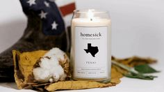 Texas Homesick Candl