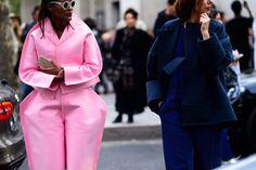 The Best and Wildest of Comme Des Garçons Street Style Photos | W Magazine