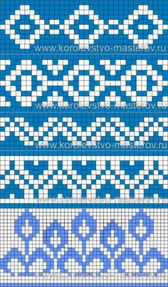 Valokuvat ryhmän seinällä | VK Tapestry Crochet Patterns, Fair Isle Knitting Patterns, Fair Isle Pattern, Crochet Stitches Patterns, Knitting Charts, Weaving Patterns, Crochet Chart, Mosaic Patterns, Knitting Stitches
