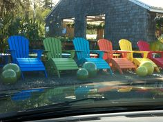 Pull up a chair! Outdoor Chairs, Outdoor Furniture, Outdoor Decor, Oregon Vacation, Vacations, Cape, Arch, Home Decor, Holidays