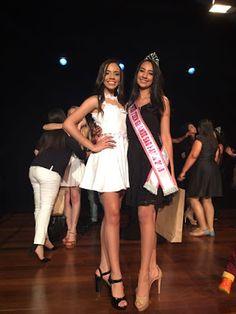 Paula Barrozo: ❤ Victoria Barbosa comemora o Top 5 no Miss Teen G...