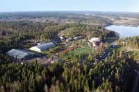 Kisakallio Sports Institute. Lohja, Finland