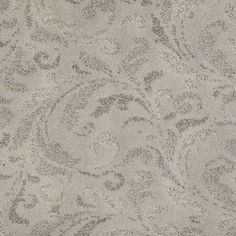 Rave Review Rave Review Is A Floral Damask Cut And Loop