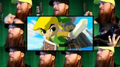 Zelda Wind Waker - Dragon Roost Island Acapella