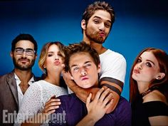 Entertainment Weekly - Teen Wolf at Comic Con