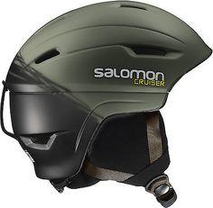 Salomon Cruiser Helmet Mens Unisex Protection Safety Ski Snowboard New Ski And Snowboard, Snowboarding, Skiing, Ski Helmets, Riding Helmets, Bicycle Helmet, Unisex, Snow Board, Man Stuff