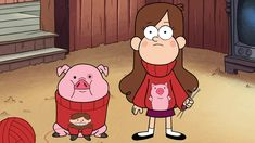 Favourite and least favourite Mabel's sweater?