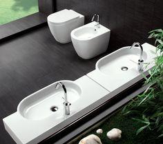 AREA - Produzione sanitari di design in ceramica, arredo bagno e accessori - Hatria Srl