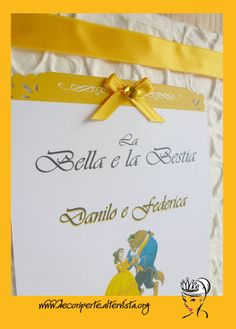 """WALT DISNEY FAIRY TALES"" WEDDING THEME - Seating Plan + Place Cards - TABLEAU MARIAGE TEMA ""FIABE WALT DISNEY"" E SEGNAVOLO -"