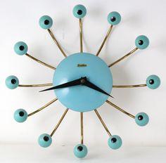 1950s Clock #vintage