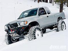 2001 Toyota Tacoma Buildup left Side Angle Photo 23166716                                                                                                                                                                                 More