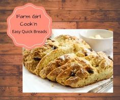 Social Distancing Recipes - Breads You Can Make Without Yeast or Kneading - Farm Girl Cookn
