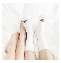 "Anniversary Socks """"LOVING LIFE WITH MY WIFE"""" happily married anniversary gift embroidered socks"