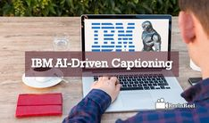 """IBM AI-Driven Captioning for Live and On-Demand Video. IBM is launching the most innovative and seeking feature """"Watson Captioning"""" by using Artificial Intelligence. Video Advertising, Marketing And Advertising, Industry Research, Seo News, Facebook Video, New Market, Artificial Intelligence, Ibm, News Blog"""