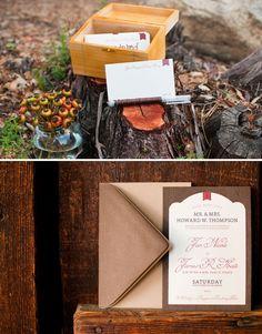 INSPIRACIÓN | Una boda en otoño