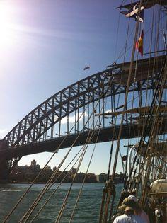 Sydney Heritage Fleet, Pyrmont Sydney - Museums #sydney #australia #summer #ocean #sailing