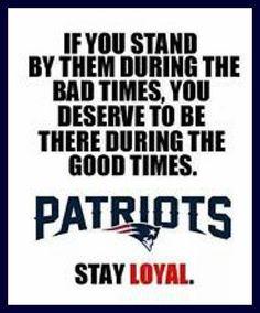 Always a Patriot!