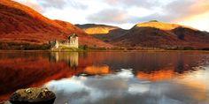 589 € -- Schottland erleben: Autoreise mit Fähre & Hotels