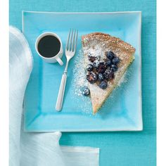 Akashah's tasty citrus torte is both gluten-free and a source of healthy unsaturated fat.