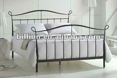 fabricante china facory produtor cama de ferro forjado design cabeceira-Camas de metal-ID do produto:635691480-portuguese.alibaba.com