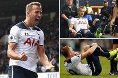 Harry Kane trở lại sau chấn thương Arsenal gặp nguy