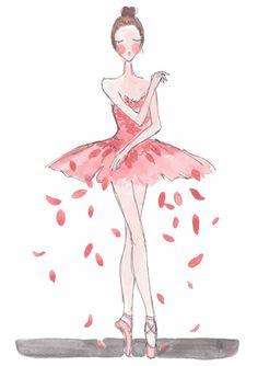 dibujos de ballet - Buscar con Google