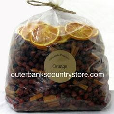 Scented Rose Hips / Potpourri ORANGE Super scented! Made in the USA! Size: 5 Pound Bag  (Great for crafters!) (25 Cups) **** FREE SHIPPING! ****
